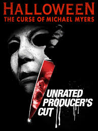 amazon com halloween 6 the curse of michael myers producers cut