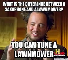 Saxophone Meme - image jpg