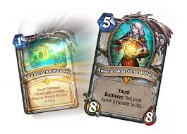 blizzard details hearthstone journey to un goro with 135 new cards