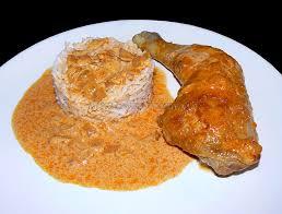 une cuisine pour voozenoo cuisses de poulet au paprika en papillotes une cuisine pour