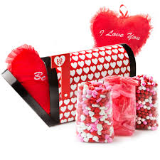 heart gifts valentines day heart mailbox gift basket valentines day gifts oh
