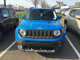 jeep renegade blue jeep renegade latitude sierra blue 8939 u2013 kevinspocket
