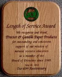 retirement plaque laser innovations inc custom and production laser engraving
