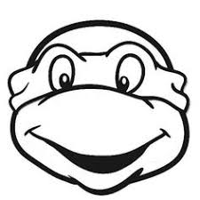 cool ninja turtle cartoon coloring pages check http