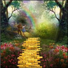 follow the yellow brick road polyvore