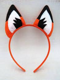 Best 25 Fox Halloween Costume Ideas On Pinterest Fox Costume Best 25 Fox Ears Ideas Only On Pinterest Diy Cat Ears Animal