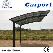 Aluminum Carport Awnings China Polycarbonate Aluminum Carport For Car Awning B800 China