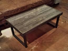 How To Make Reclaimed Wood Coffee Table Image Gallery Of Rustic Wood Diy Coffee Tables View 10 Of 20 Photos