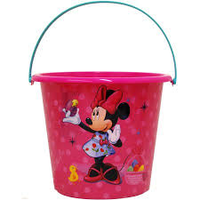 minnie mouse easter pail walmart