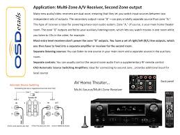 rca home theater system 130 watts home audio amplifier high current stereo multi zone 2 channel amp