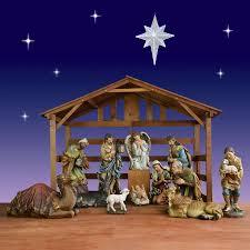 13 piece christmas nativity set christmasnightinc com