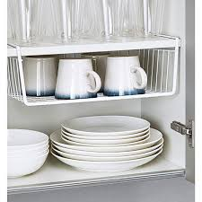 Container Store Shelves by Under Shelf Baskets Undershelf Baskets The Container Store