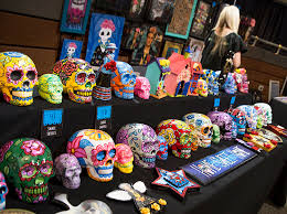 dia de los muertos pictures day of the dead at thanksgiving point