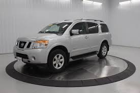 black nissan armada nissan armada le for sale used cars on buysellsearch