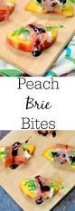 good thanksgiving appetizers peach brie bites u2026 pinteres u2026