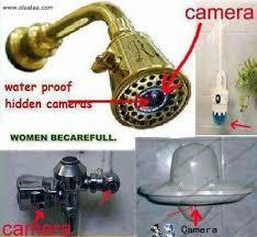 Cheap Bathroom Spy Camera Schafer U0027s Self Defense Corner Detecting Hidden Cameras A Basic
