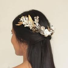the hair ornament trend that will make you look feel like a