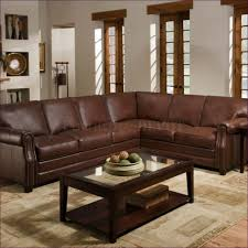 Curved Sectional Sofa With Recliner by Furniture Seagrass Sectional Traditional Sectional Sofas Brown