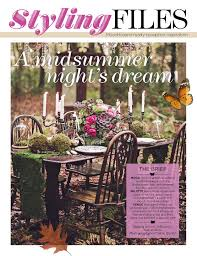 feature in march april addition of u0027you and your wedding u0027 magazine