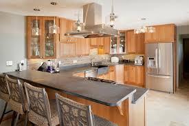 Kitchen Bar Counter Designs Kitchen Remodel Nest Designs Llc
