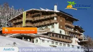 ferienclub silbertal sölden hotels austria youtube