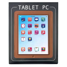 tablette tactile cuisine tablette tactile cuisine tablette de cuisine etagere tablette