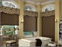 Bathroom Valances Ideas Best Curtain Rods For Grommet Curtains Curtains Home Design