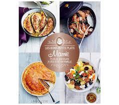 cuisiner a domicile et livrer livre de cuisine larousse les bons petits plats de mamie livres de