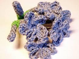 Tiny Flower Crochet Pattern - crochet patterns pattern 15 blue plumbago crochet u0026 knit