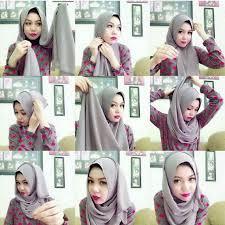 tutorial hijab pashmina kaos yang simple 256 best hijab tutorial images on pinterest hand henna hijab