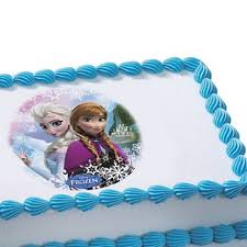 edible cake decorations disney frozen edible image cake decoration at dollar carousel