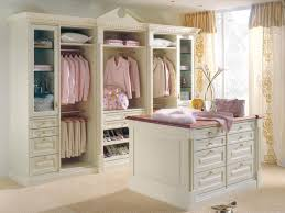 vintage style bedroom closet sliding doors with a white creamy