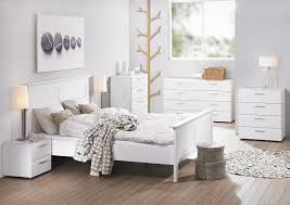 White Bedroom Records Amazon Com Tvilum Austin Nightstand White Kitchen U0026 Dining