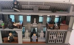 Lego Headquarters Lego Ideas Gotham Police Headquarters The Toy Locker