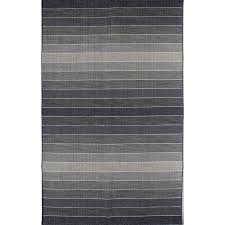 black rectangle l shade shop rugs america rio shades of gray rectangular indoor hand knotted