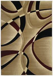 Burgundy Rug Runner Amazon Com United Weavers Contours Collection La Chic 2 Feet 7