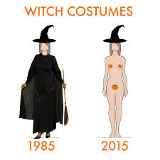 witch costume then and now imgur