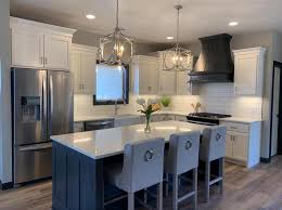 custom kitchen cabinets island custom kitchen cabinetry in sioux falls sd prairie heritage