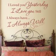 Wall Quotes For Bedroom by Romantic Wall Quotes Romantically Inspired Phrases U0026 Verses