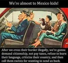 Hispanic Memes - politically incorrect meme explains difference between us and mexico