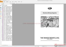 land rover range rover 2013 l405 electrical wiring diagram auto