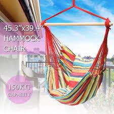 siege balancoire b tempsa 45 3 x39 4 hamac chaise siège suspendu balançoire cing