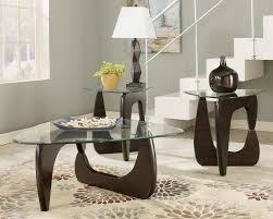 glass end table set incredible modern glass top end tables silver cheap set brass and