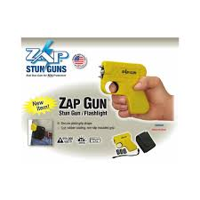 Stun Design by Zap Gun Stun Gun Featuring Most Intuitive Design