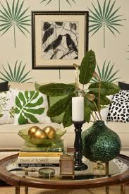 Home Decor Trend Trend Spotting Tropical Decorating Stencil Stories