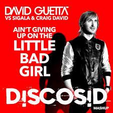 David Guetta Bad Discosid Mash Ups