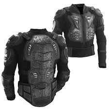 motorcycle jacket vest amazon com ediors motorcycle full body armor protector pro