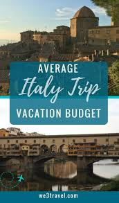 Louisiana Travel Budget images How much does a family trip to italy cost jpg