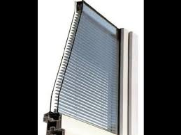 Integral Venetian Blinds Integral Blinds Or Blinds Between Glass Motorized With Aluminum