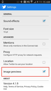 how to remove account from android how to remove those annoying image previews on the updated